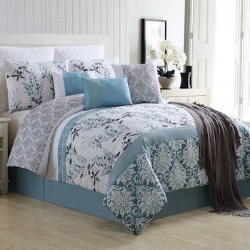 Pin By Anita Lao On Mom S Place Comforter Sets Floral