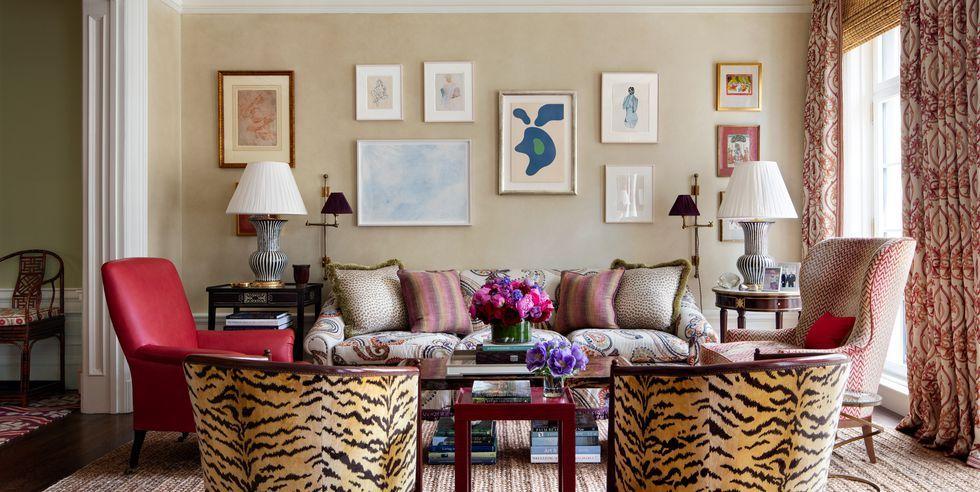 the 2019 a list 100 of elle decor's favorite interior