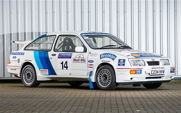 Ford Sierra Cosworth up for auction  Auction Classic and Search
