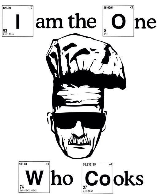 e777127bd Walter White Cook breaking bad Heisenberg stencil