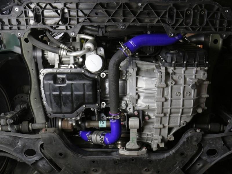 Hyundai 2013-2017 Veloster 1 6L Turbo HPS High Temp 4-ply