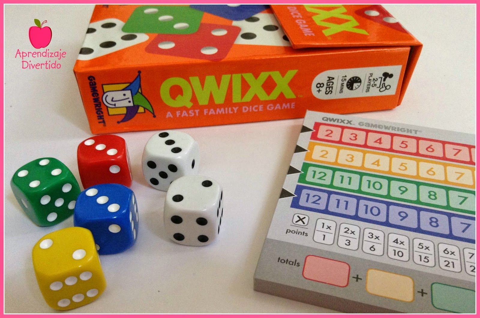 Aprendizaje Divertido Estudiando Matematicas Con Juegos De Mesa