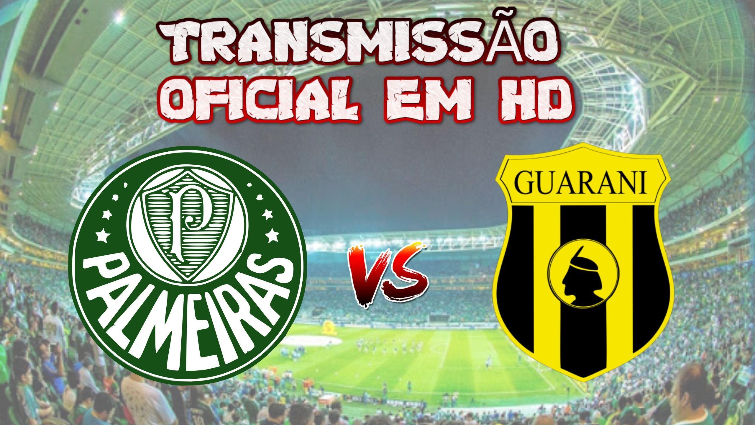 O primeiro jogo caseiro do Palmeiras na Libertadores2020