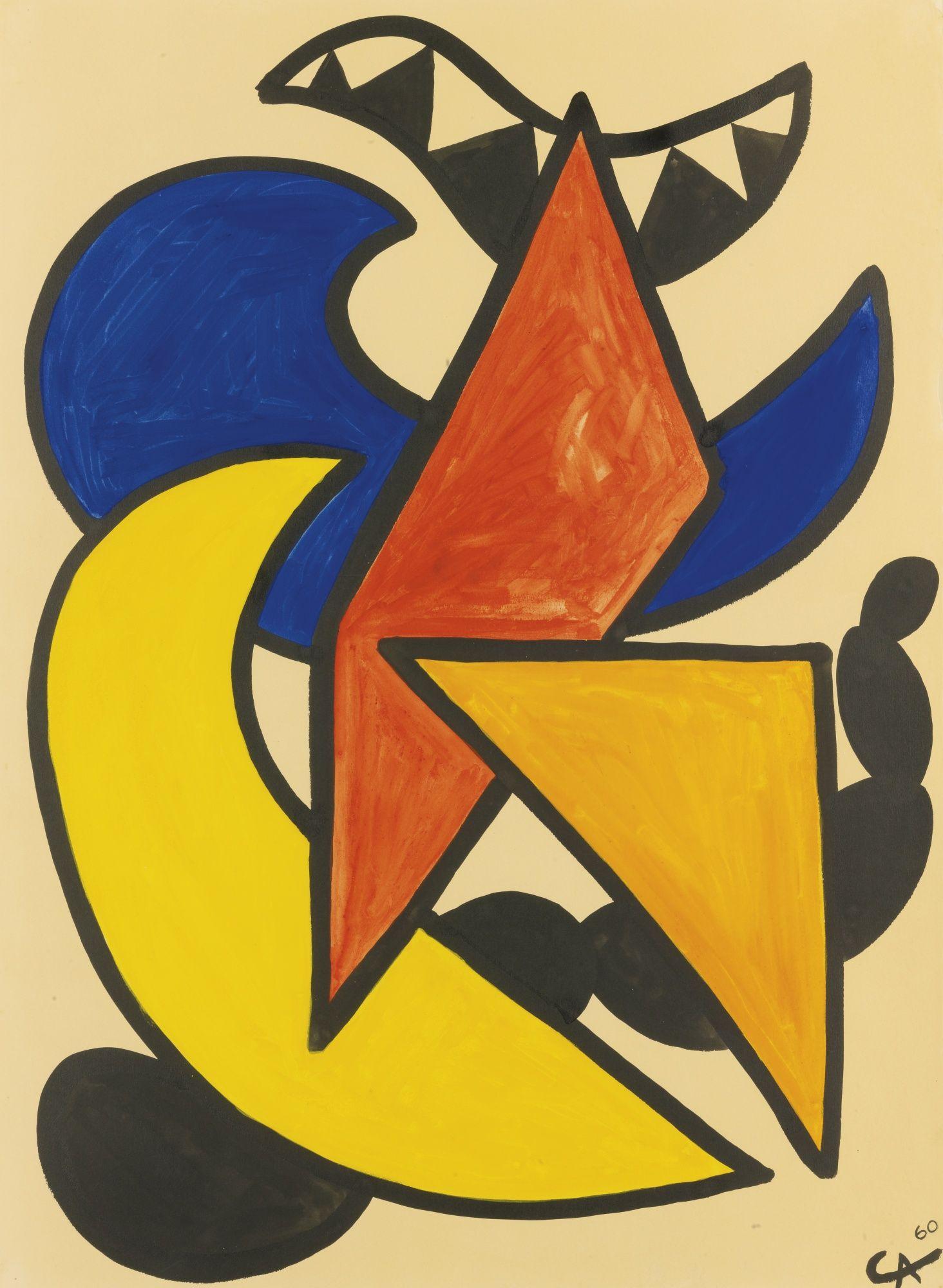 Alexander Calder Artist Inspiration Alexander Calder