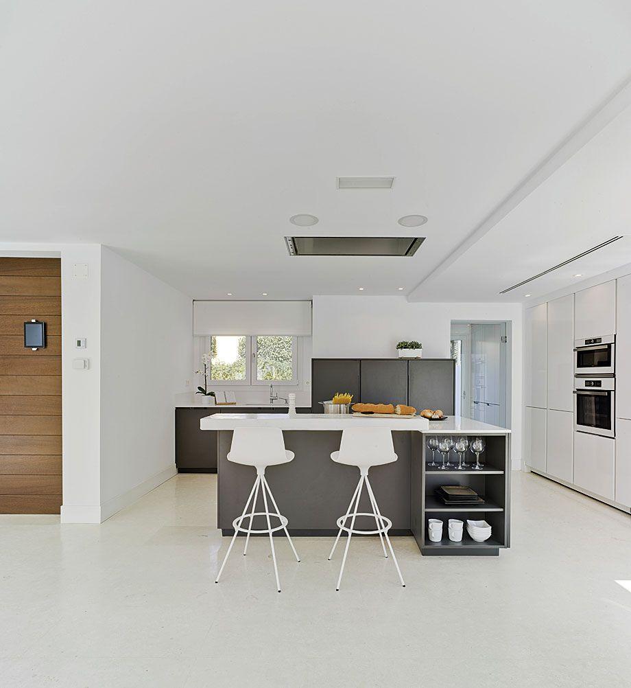 Interiores minimalistas cocina santos cocinas santos en for Interiores minimalistas
