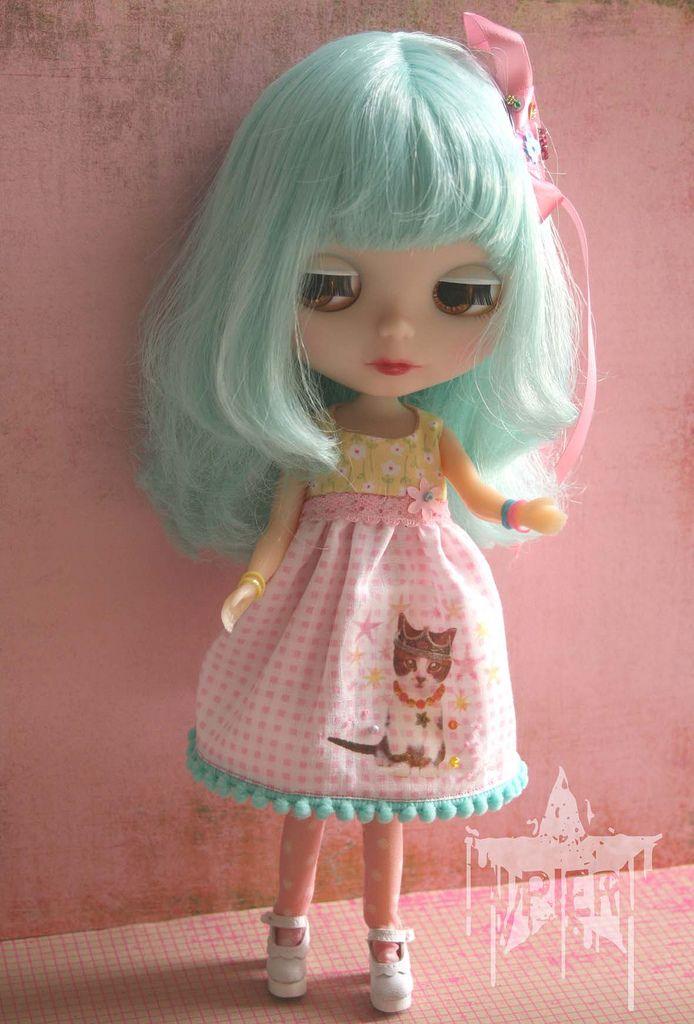 Princess Chatsy dress