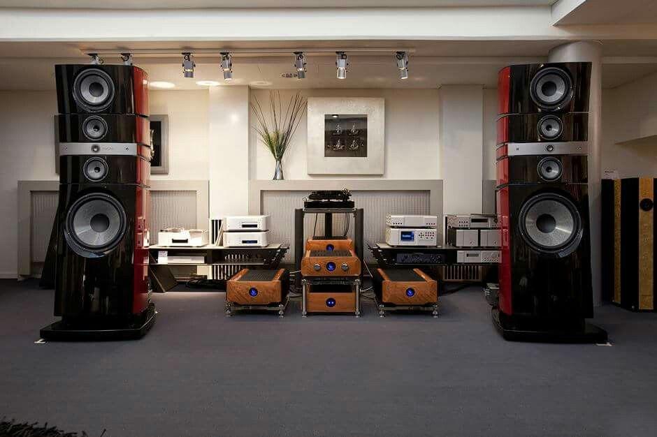Wilson Audio Alexandria XLF 9 różne Pinterest Alexandria - ikea sideboard k amp uuml che