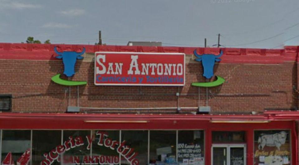 El Pollo Rey + San Antonio Tortilleria = Best Burrito in