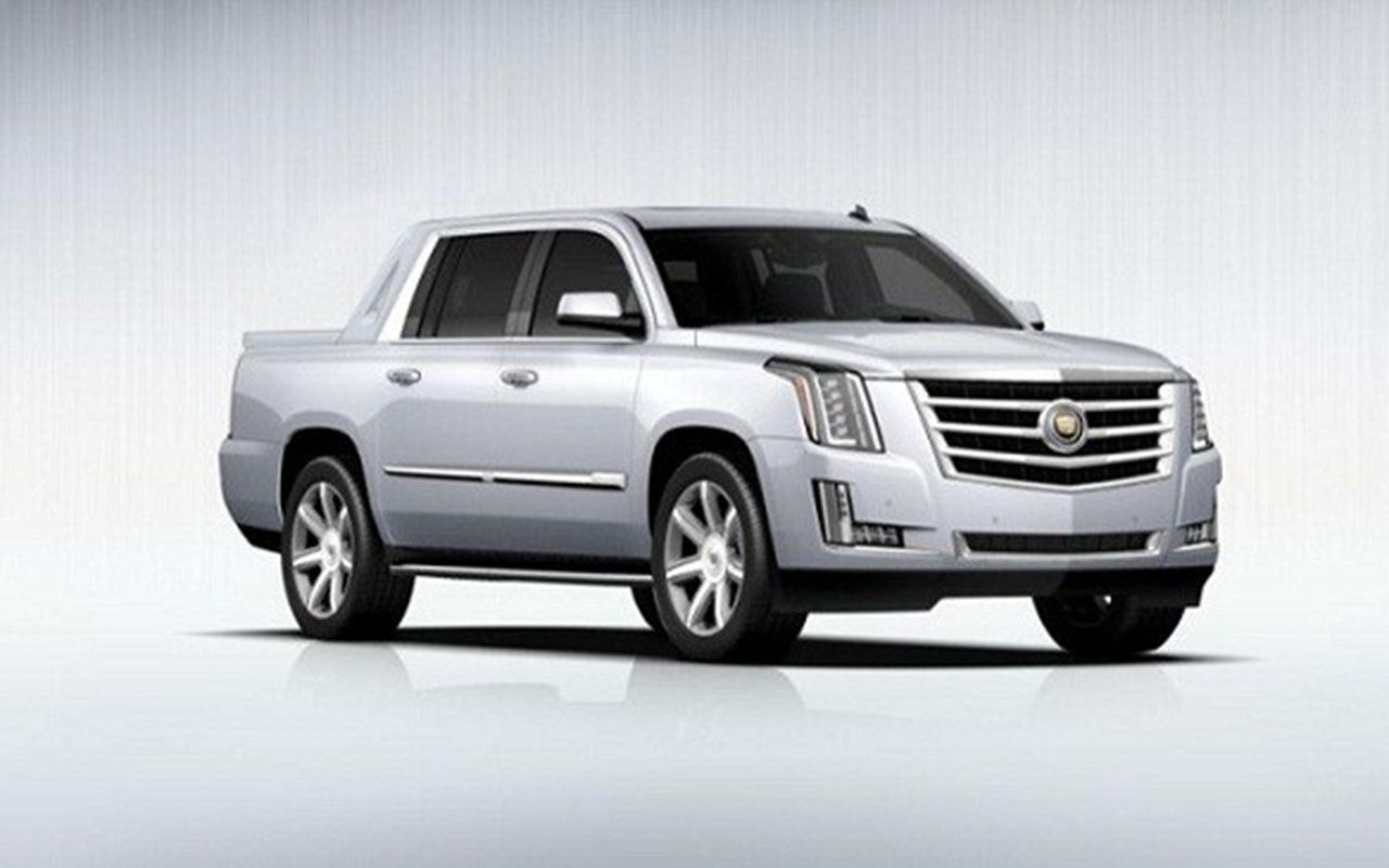 2018 Cadillac Escalade EXT Release Date, Price and Specs - Many personal  sites have reported