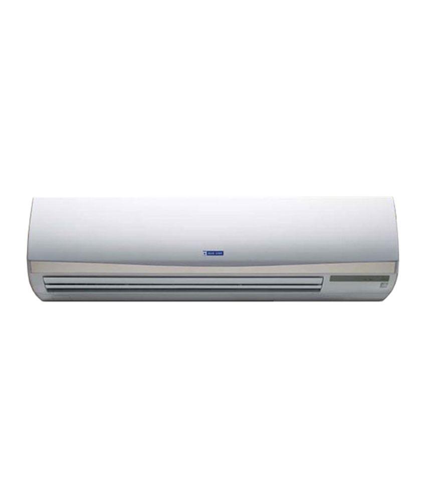 blue star 2.5 ton mhw301rc2 mega 3 phase split air conditioner