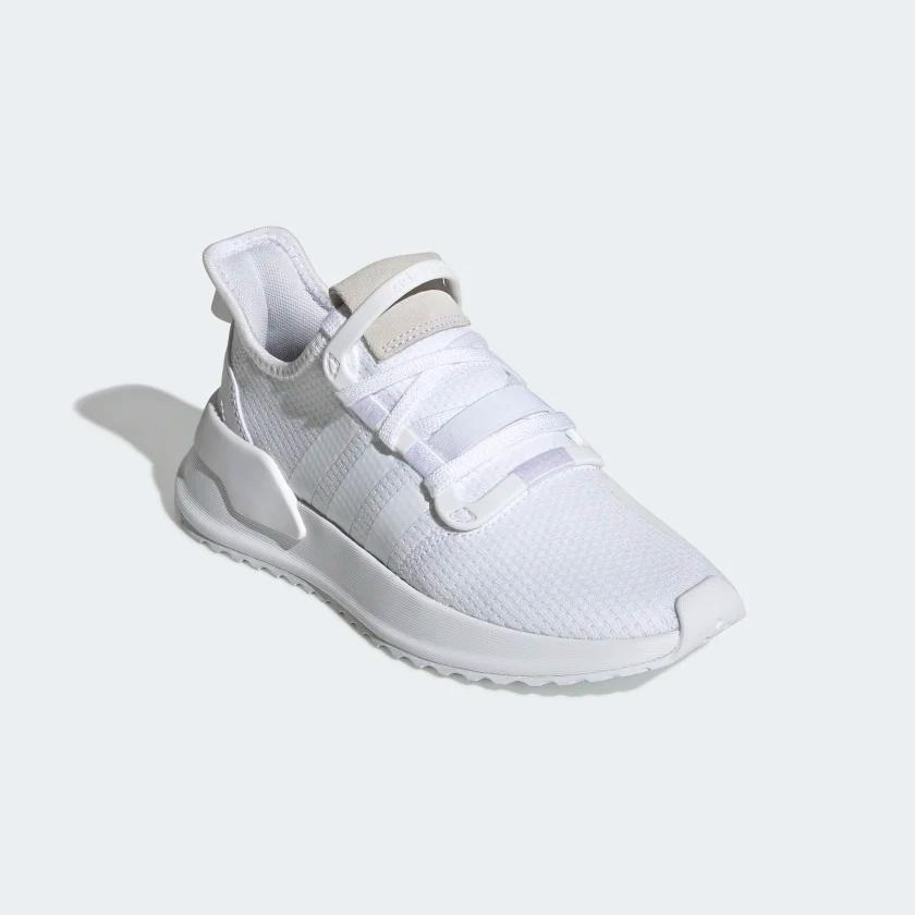 U_Path Run Shoes White Kids   Look