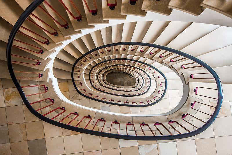 Best Swirl Winding Staircase Stairs Stairways 400 x 300