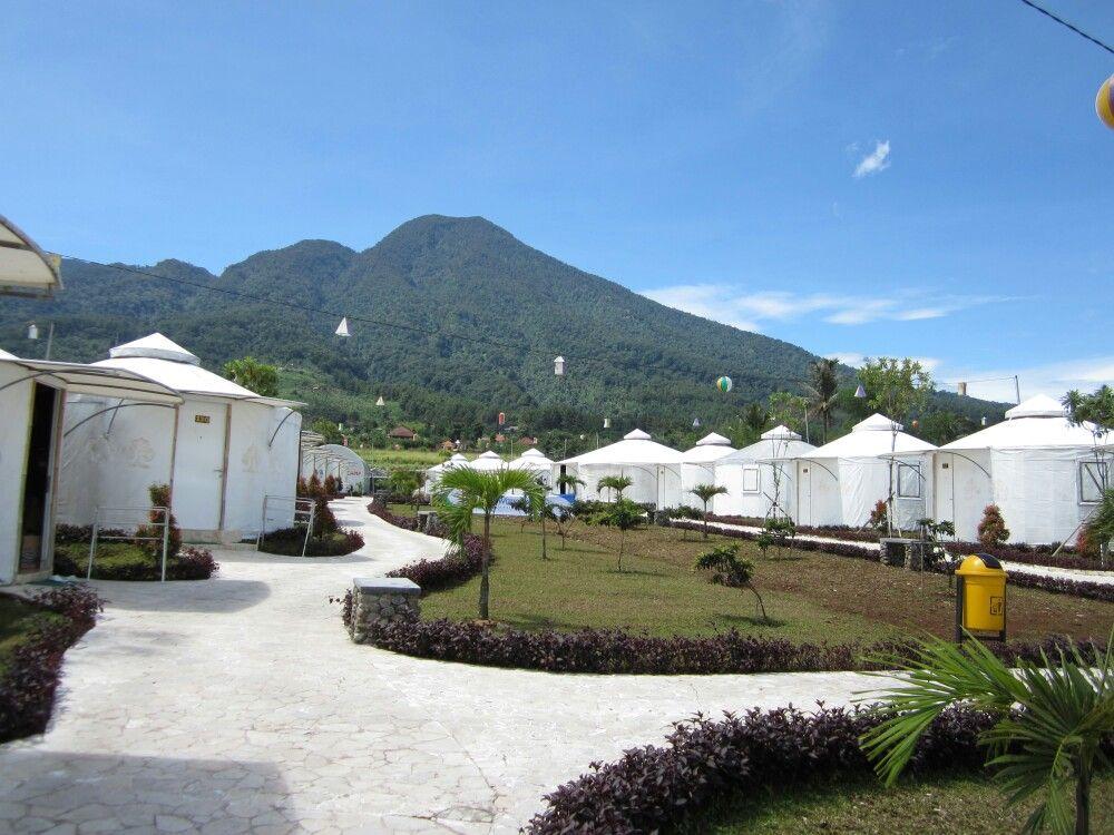 Highland Park, Bogor Indonesia Tempat istirahat