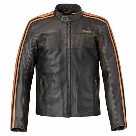 Restore Retro Brown Leather Jacket Retro Jacket Cafe Racer Jacket Vintage Leather Motorcycle Jacket