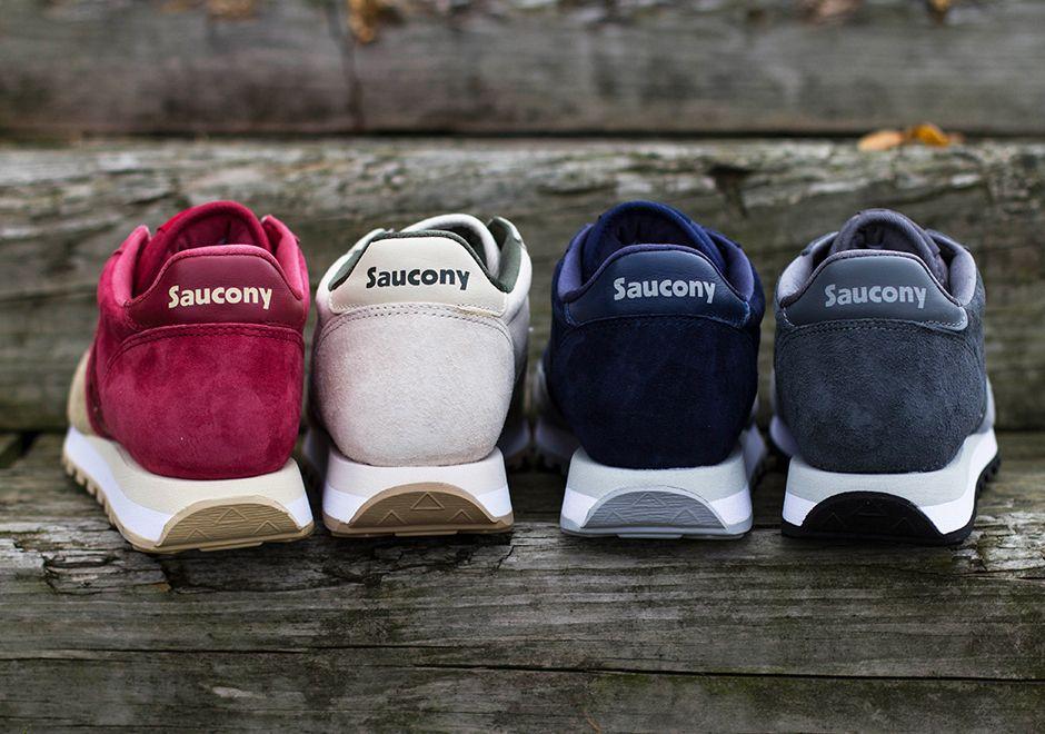 "Saucony Jazz Original ""Luxury Pack"" - Available - SneakerNews.com"