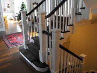 OzStair - Killara - traditional - staircase - sydney