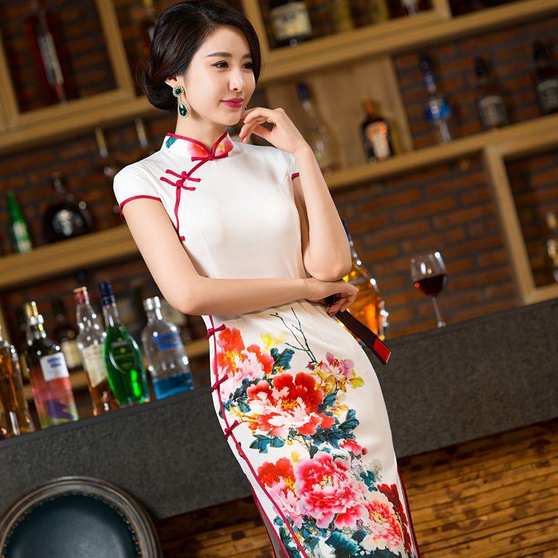 chinese dress chinese long gown            https://www.ichinesedress.com/