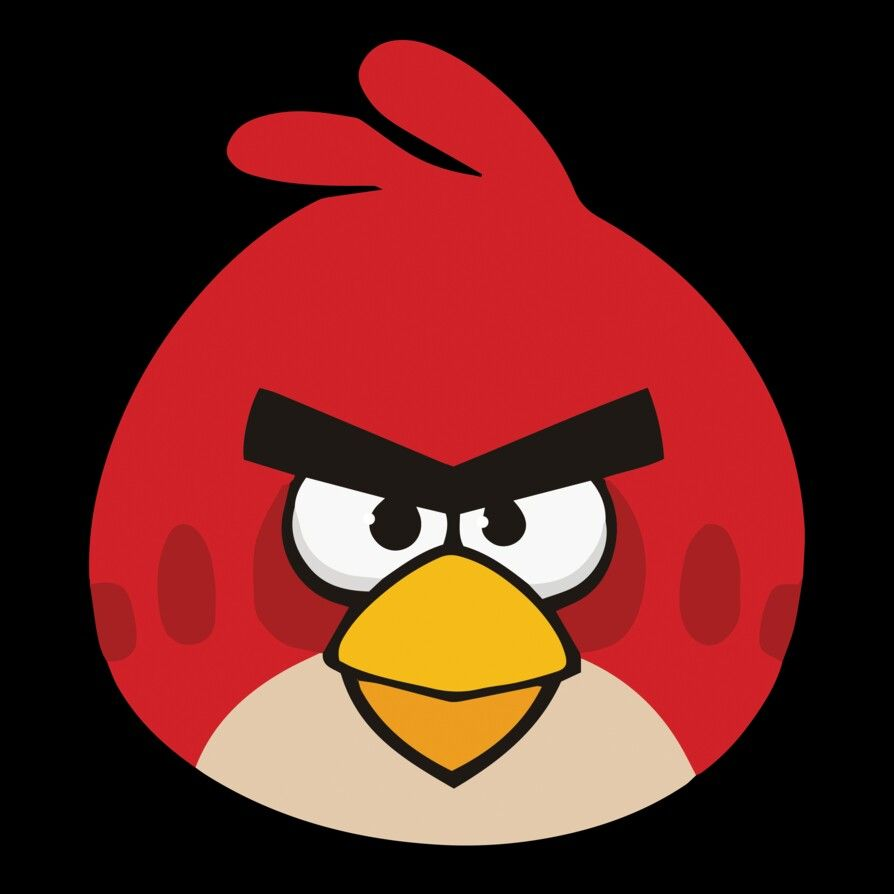 Red Bird Bird Drawings Red Angry Bird Angry Birds