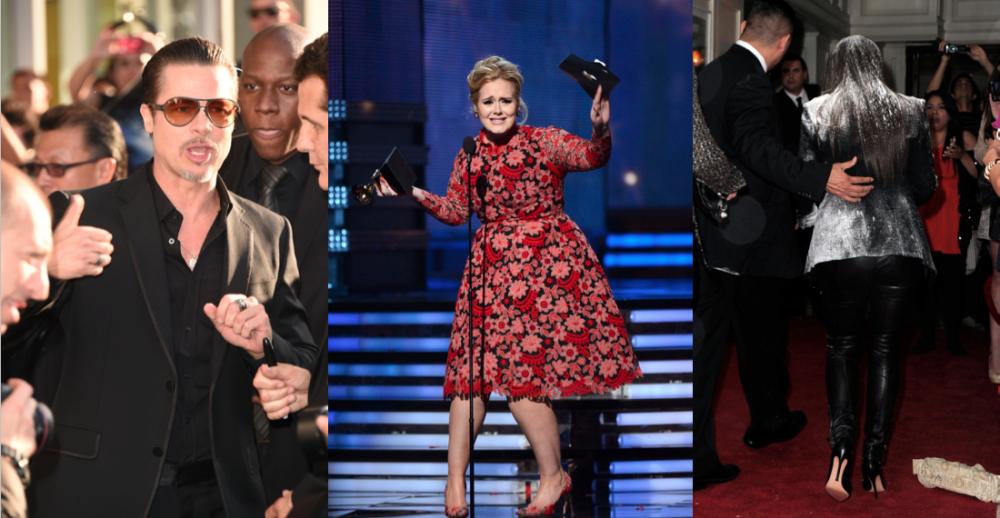 Celebrities Under Attack   PressRoomVIP
