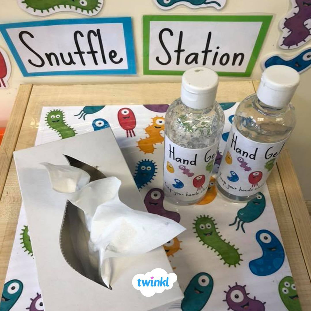 Cute Snuffle Station