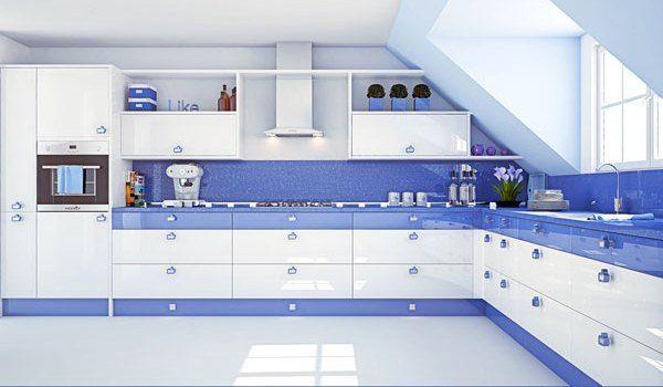 Info 10 Interior Dapur Idaman Kabinet Warna Putih