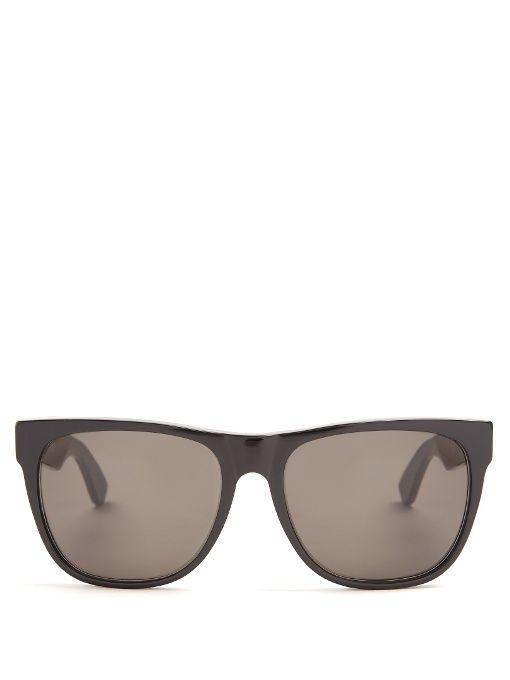 CLASSIC DEEP BROWN sunglasses Retro Superfuture ysOnkZb