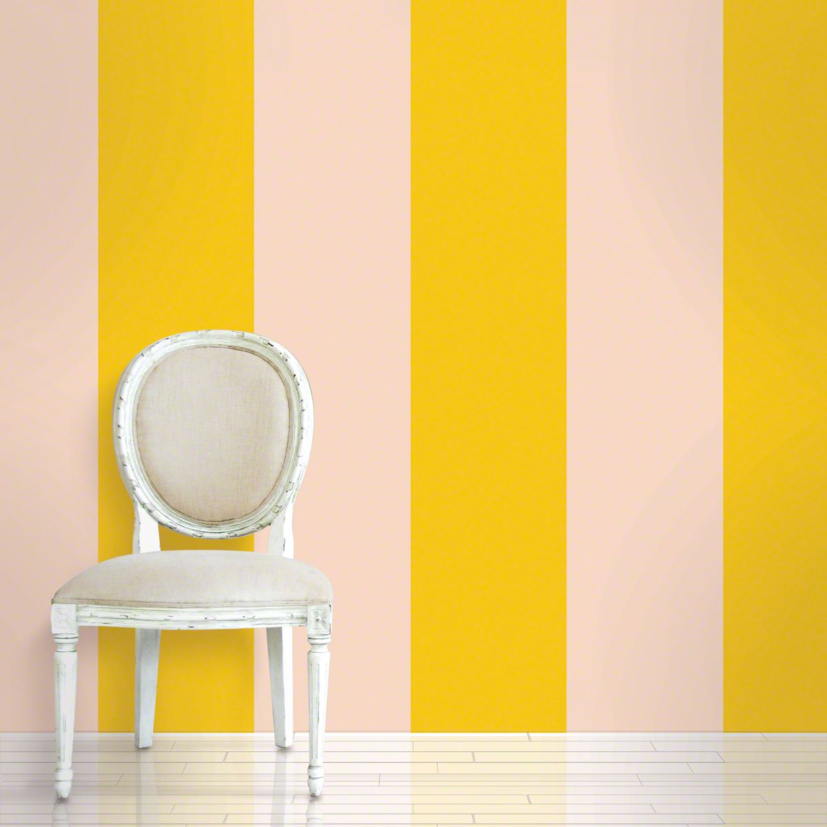 WallCandy Arts Stripe Wallpaper in Sorbet | Homes | Pinterest ...
