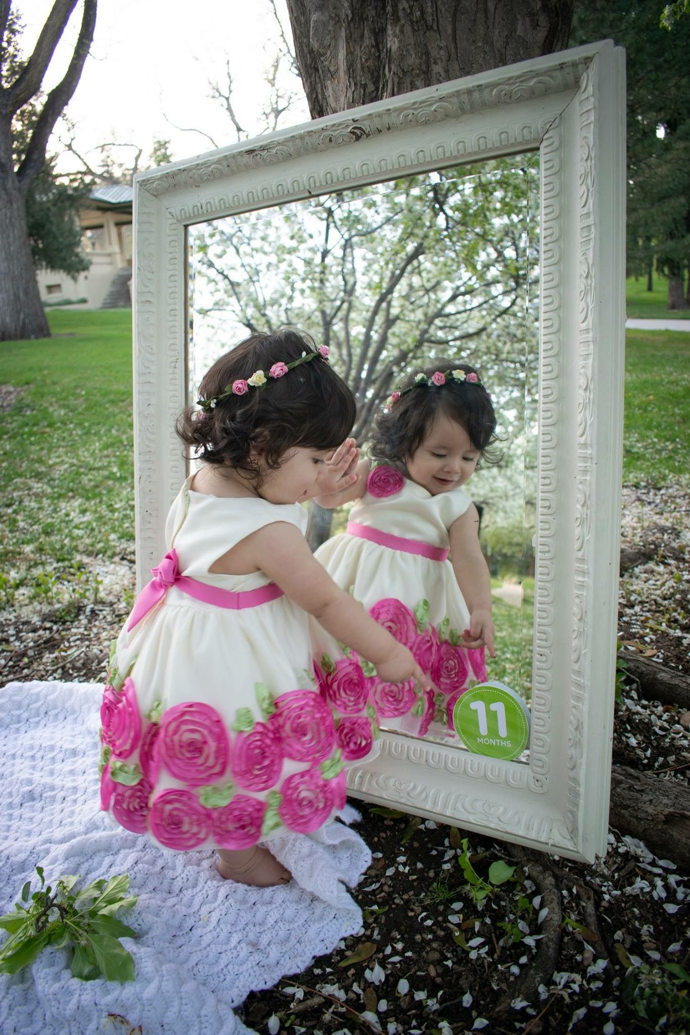 11 months pictures ideas for baby girl