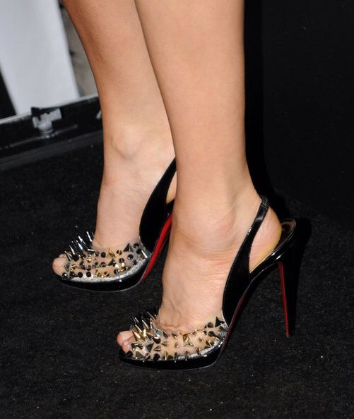 53253f01158 Stacy Ann Ferguson (Fergie) High Heels ...XoXo