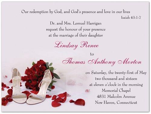 Christian Wedding Invitation Verses Christian Wedding Invitation Wording Wedding Invitation Verses Christian Wedding Invitations