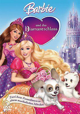 Barbie Und Das Diamantschloss Dvd Neu Barbie Barbie Prinzessin Kinderfilme