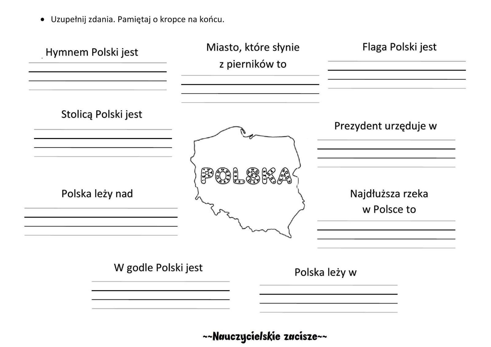 Nauczycielskie Zacisze Polska Swieta Majowe Kodowanie Karty Pracy Education School Majowe