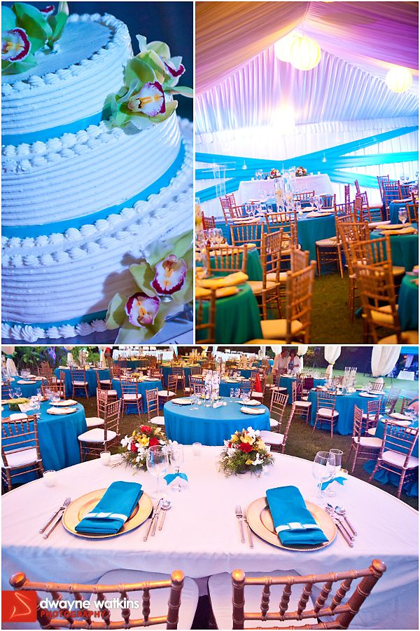 Wedding At Laughing Waters Ocho Rios Ja Designed By Melanie Miller