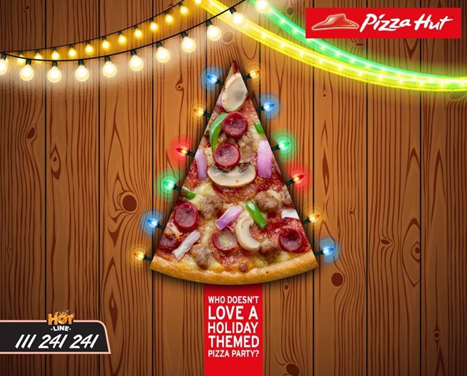 Is Pizza Hut Open On Christmas.Post By Pizza Hut How Brands Are Wishing Happy Holiday And