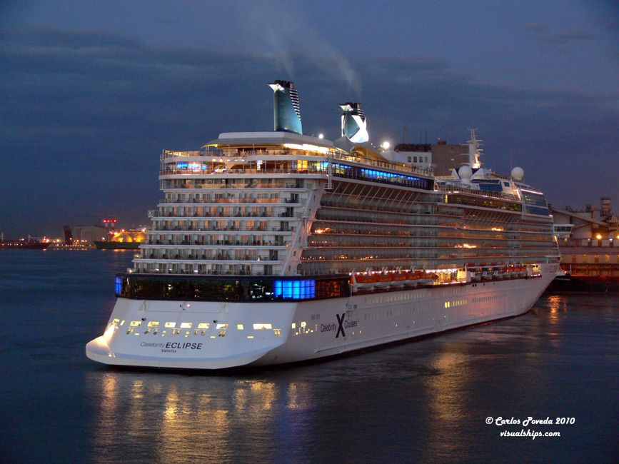 Celebrity Cruises' New Celebrity Eclipse to be Named by ...
