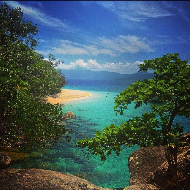 Fitzroy Island Queensland: Escape To Fitzroy Island #thisisqueensland By @briarleyh
