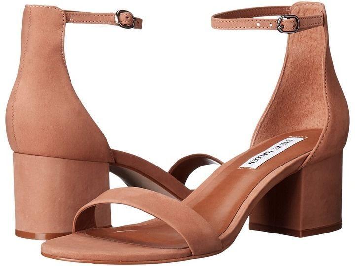 e34f8868904 Steve Madden Irenee Sandal Women s 1-2 inch heel Shoes  SandalsHeels ...