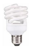 Foco Fluorescente Compacto De 20 Watts Marca Havells Focos Temperatura Del Color Compacto