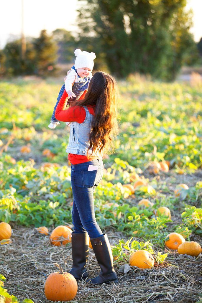 The Pumpkin Patch… - Rach Parcell
