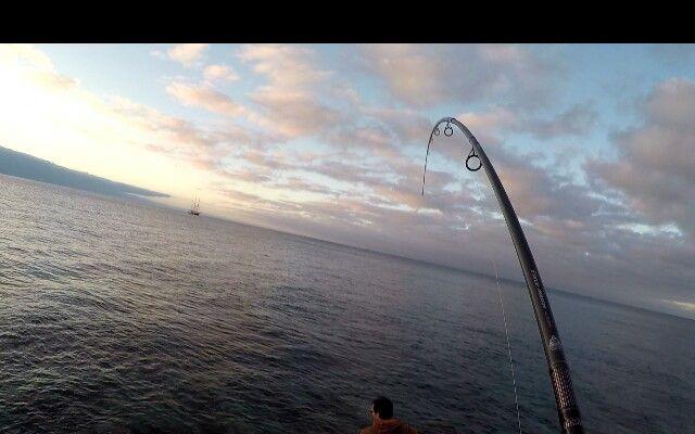 Yeaa fishing second day