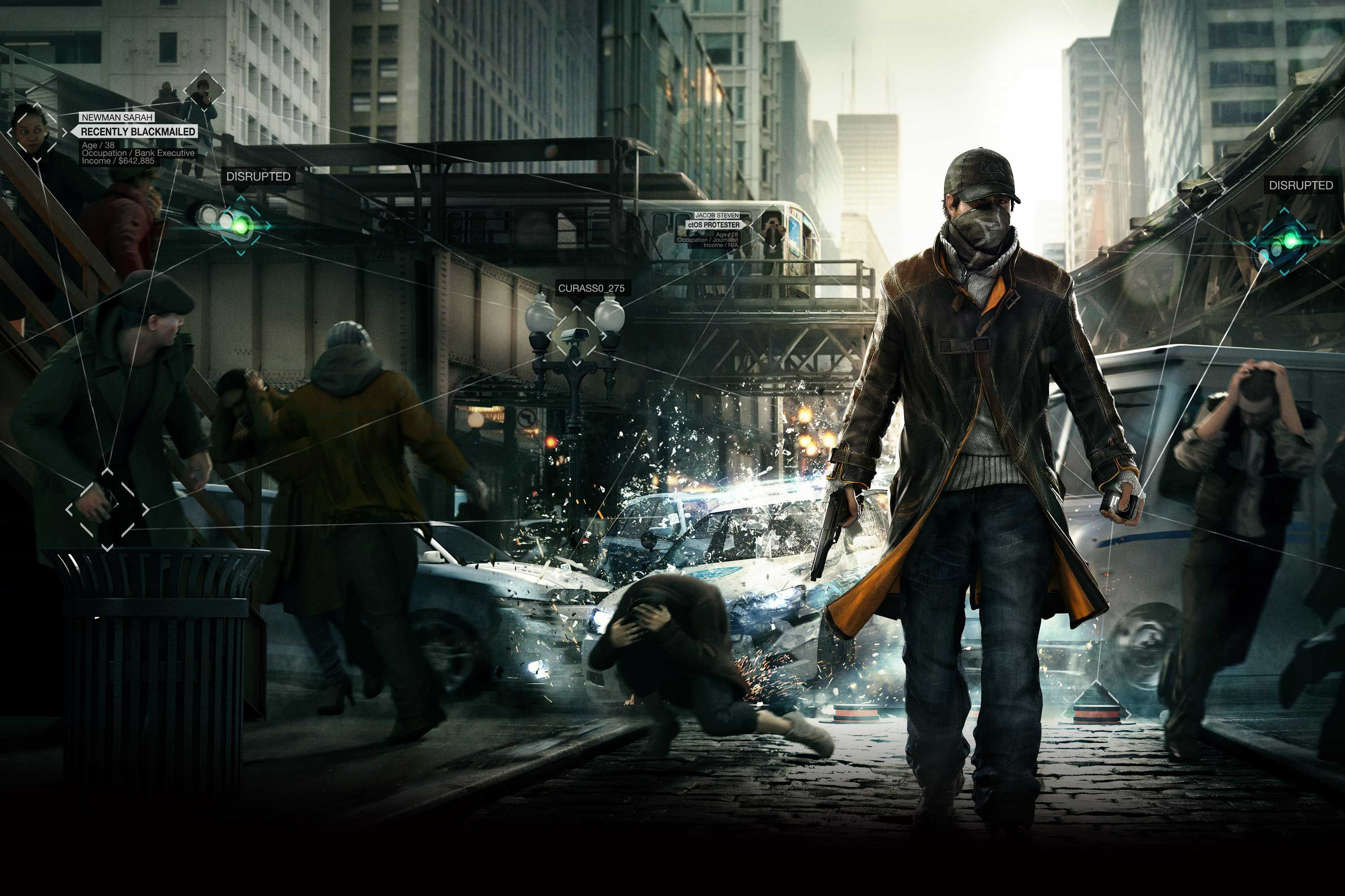 Image result for watchdogs