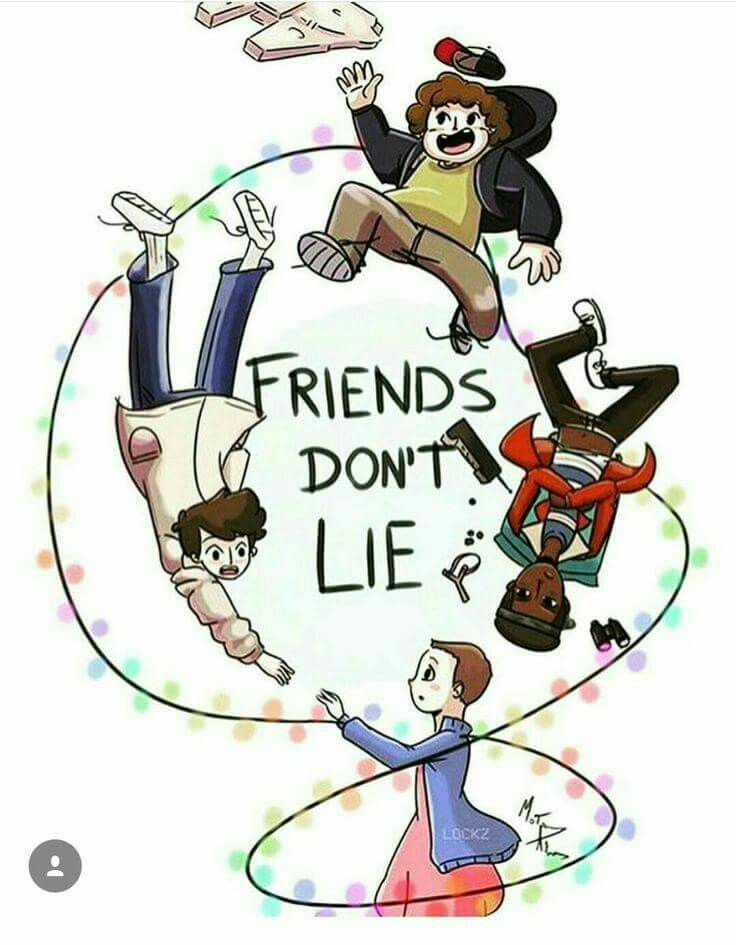 friends dont lie i love eleven and all of stranger things Number 11 Clip Art i love eleven and all of stranger things strangerthings