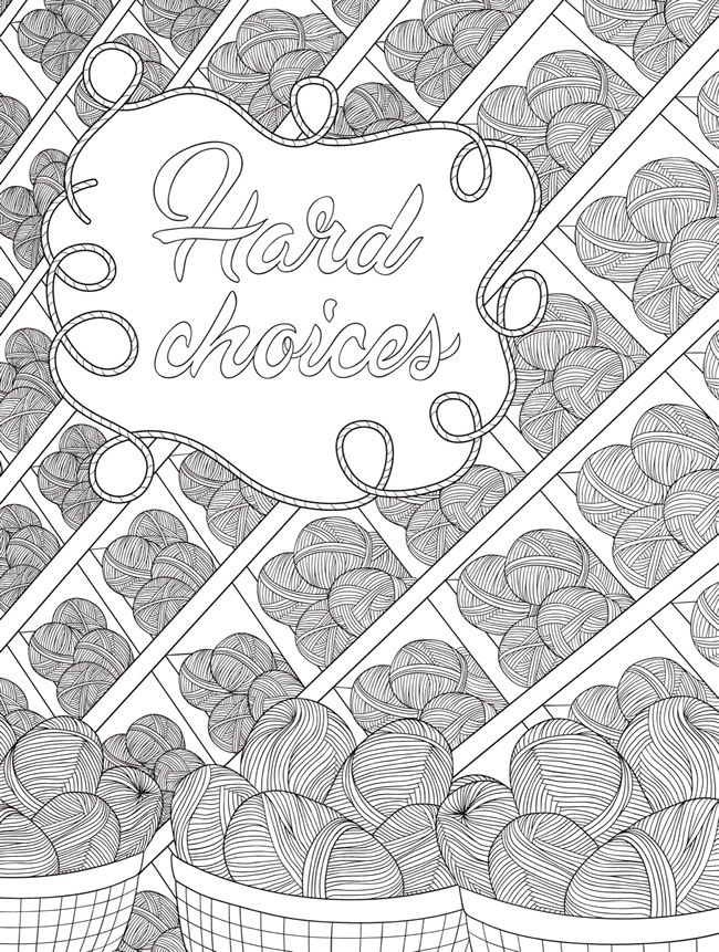 Welcome to Dover Publications From: Creative Haven Knitting ...