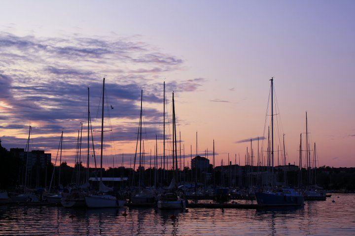 Hafen von #Kotka #Finnland