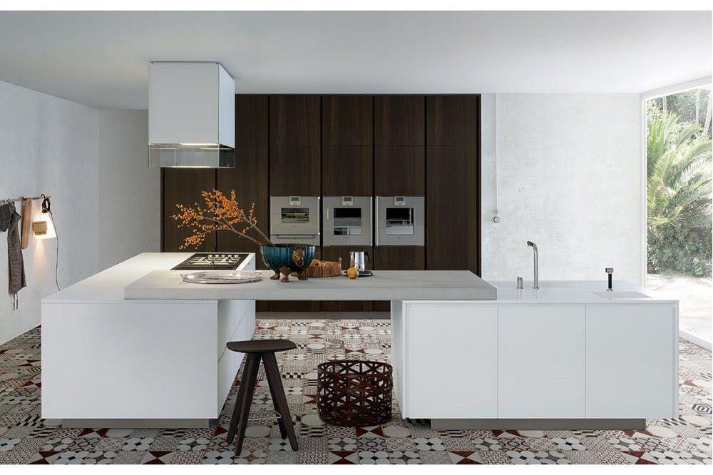 Matrix Kitchen by R&D Varenna for Poliform | Poliform Australia | B+ ...