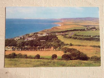 PC of the Coast, viewed from Chale, Isle of Wight