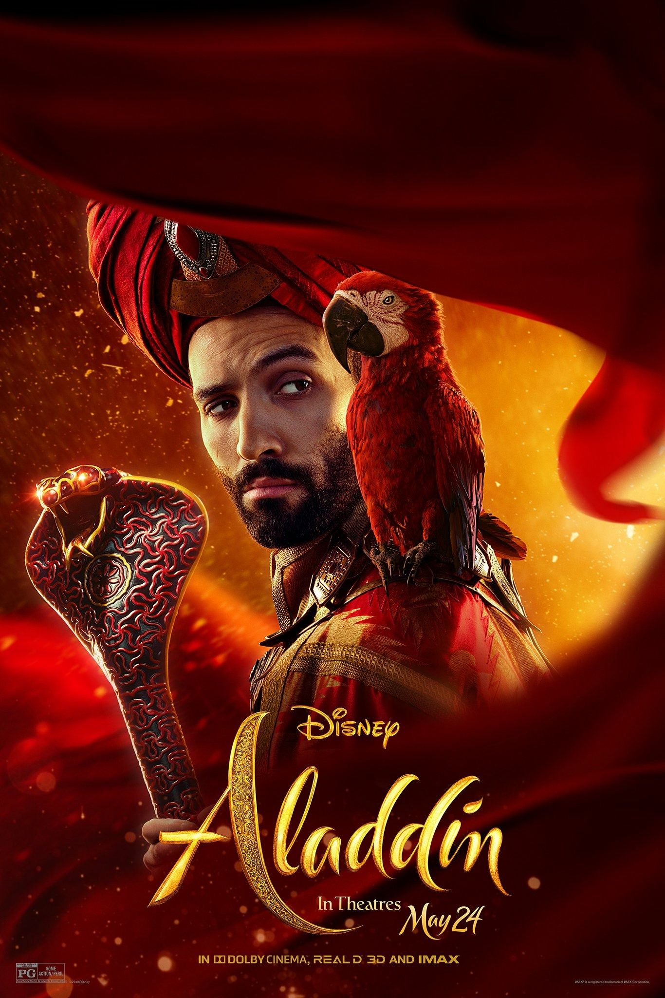 Return To The Main Poster Page For Aladdin 11 Of 11 Aladdin