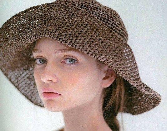 patrones-sombreros-crochet-de-verano