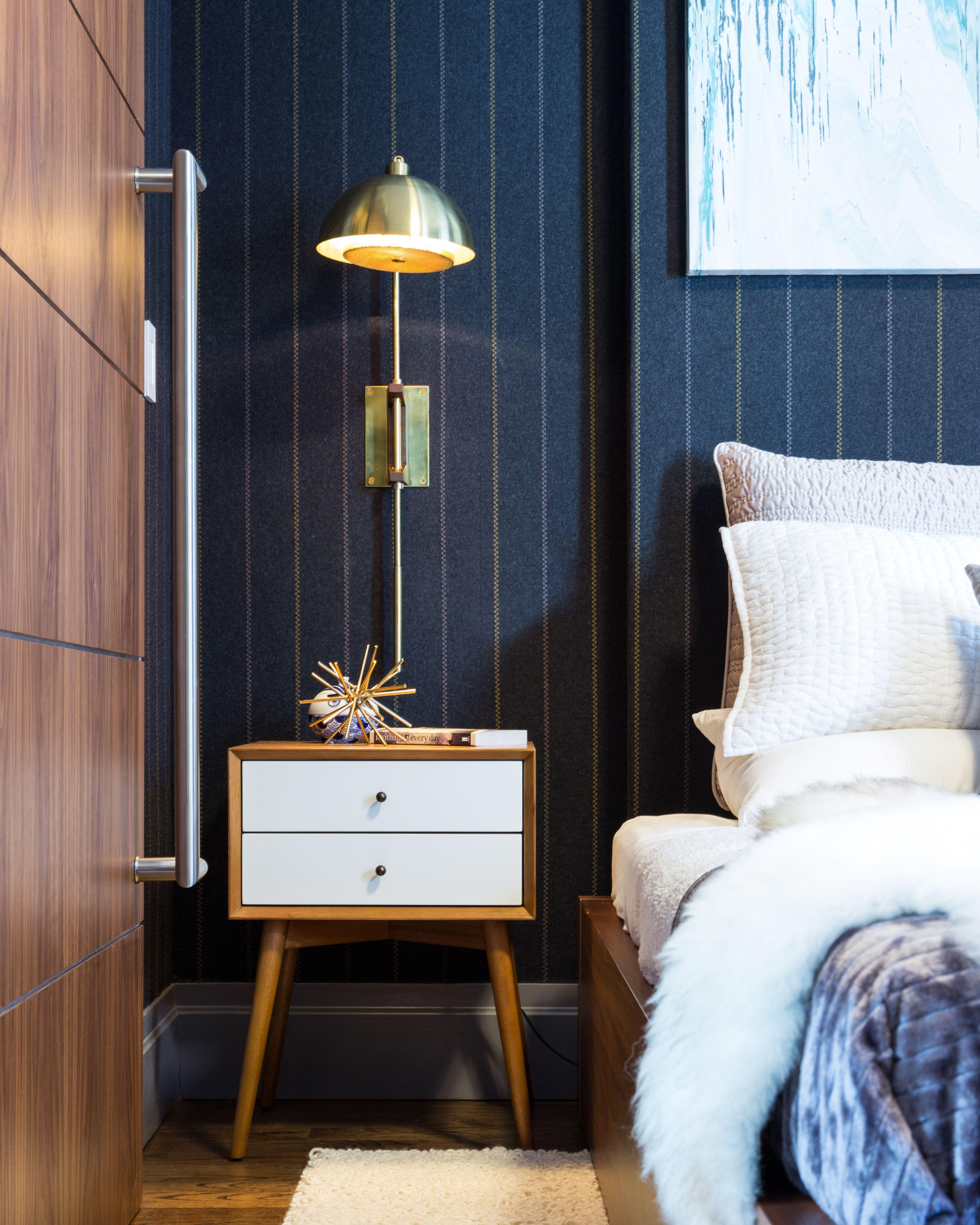 Luxury Master Bedroom Vignette By Designs Human
