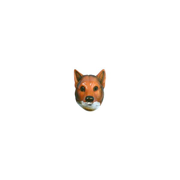 Animal Fancy Dress Masks - Buy Online at Fab Party ❤ liked on ...